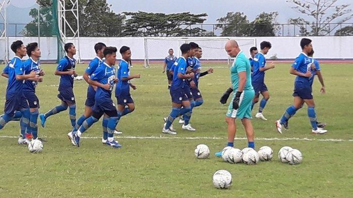 Hadapi Piala Menpora 2021, Persib Bandung Mulai Persiapan Awal Maret