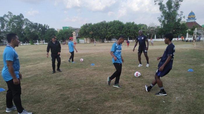 Latihan Perdana Persis Solo Jelang Liga 2 2020 Cuma Dihadiri 2 Pemain
