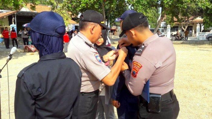 Polres Tegal Kota Latih Puluhan Satpam Soal Kamtibmas, Latsar Hingga 15 Agustus