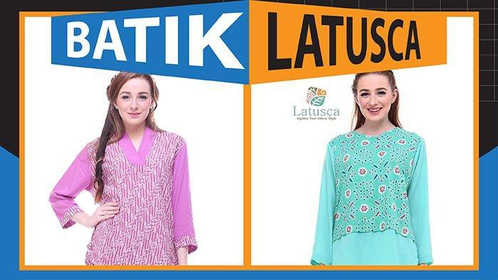 LATUSCA Produsen Baju Batik Wanita