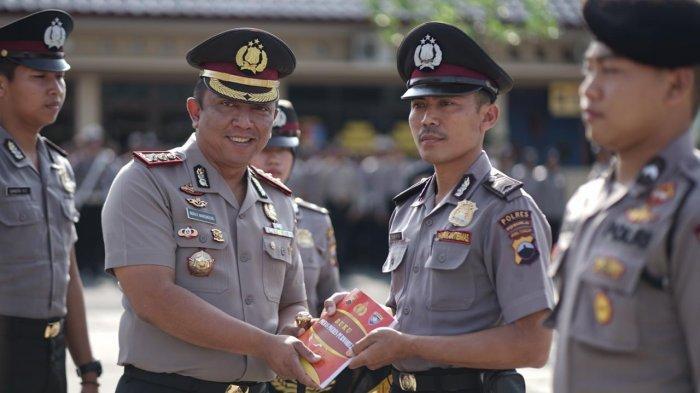 AKBP Indra Kurniawan Mangunsong Launching Program Polmas Satu Desa Satu Polisi
