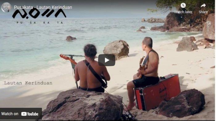 Chord Kunci Gitar dan Lirik Lagu Lautan Kerinduan Pusakata
