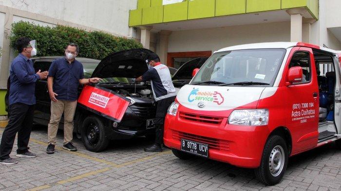 Daihatsu Tingkatkan Layanan Konsumen