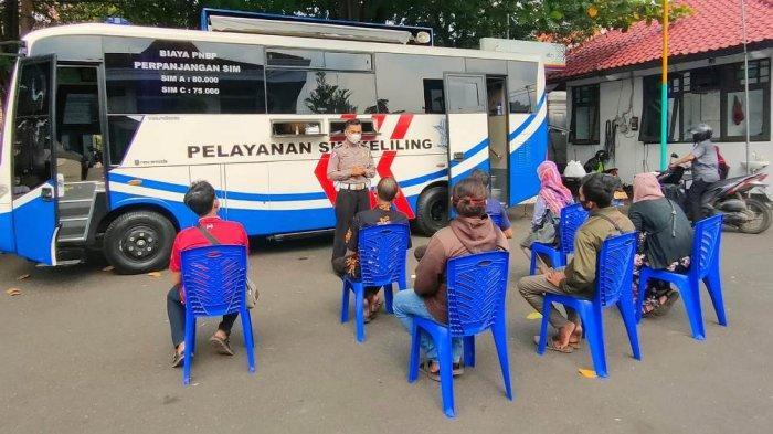 Satlantas Polres Pati Buka Layanan Perpanjangan SIM Keliling Tiap Hari Minggu Selama September
