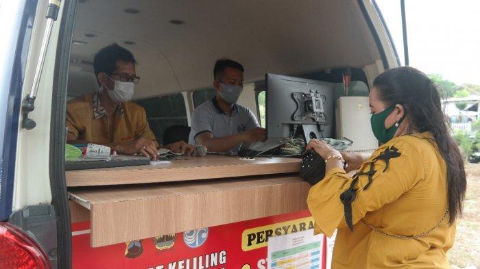 Jadwal Samsat Keliling Kota Tegal Rabu(15/9)  Ini, Buka di Jalan Hang Tuah dan 5 Tempat Lainnya