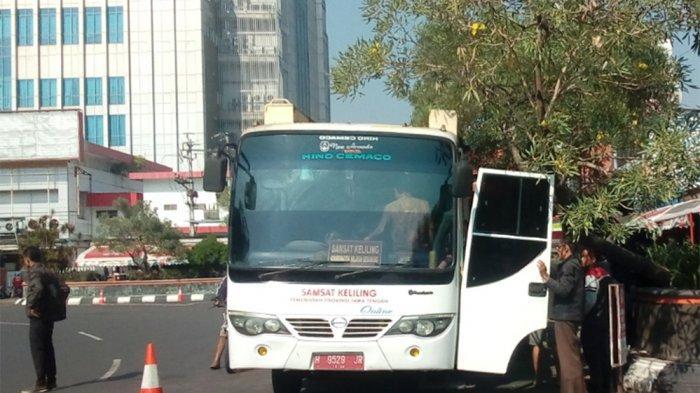 Jadwal Samsat Keliling Semarang Hari Ini, Bus di Simpanglima Pindah ke Jalan Pahlawan