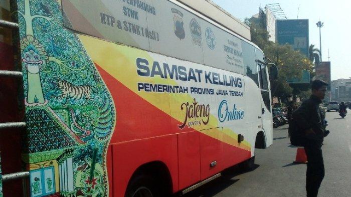 Samsat Online Keliling Semarang Hari Ini Buka di Simpanglima