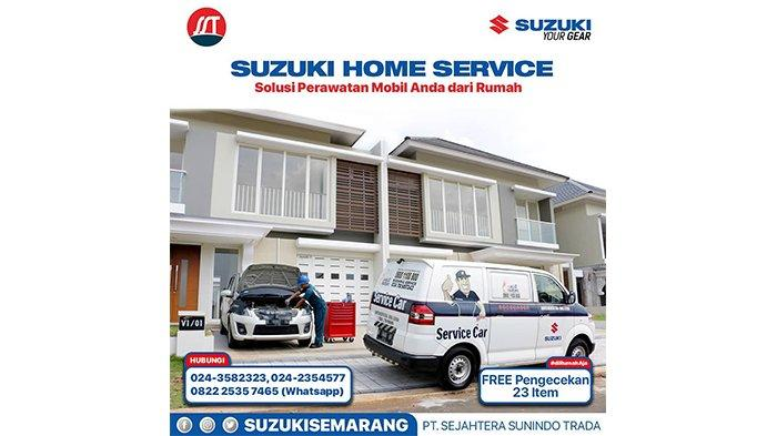 Tak Harus di Jalan Pemuda, Layanan Servis Mobil Suzuki di Semarang Bisa Didapatkan di 8 Tempat Ini
