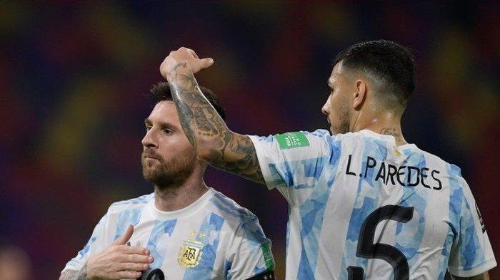 Juventus Krisis Lini Tengah, Pemain Argentina Rekan Messi Jadi Bidikan