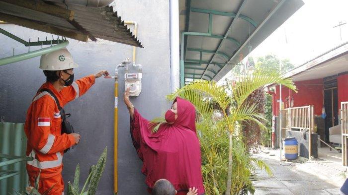 Lebih Mudah, Pelanggan PGN Bisa Catat Meter Mandiri