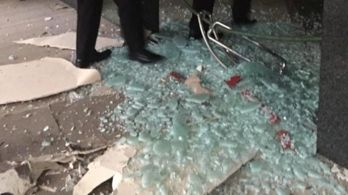 Ini Detik-detik Terjadinya Ledakan di Area Perkantoran Duren Sawit