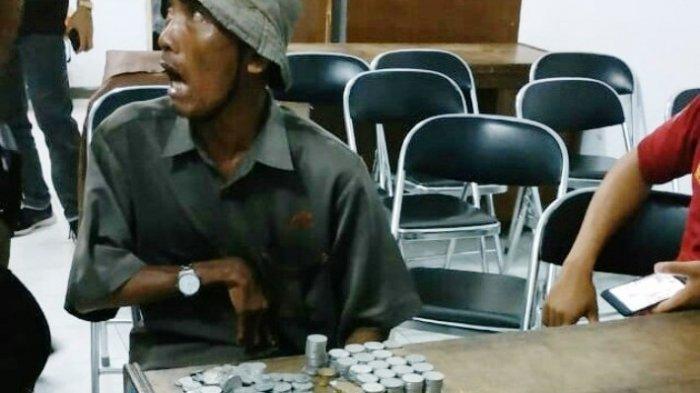 Legiman, Pengemis di Pati yang Punya Kekayaan Lebih dari 1 Miliar! Petugas Kaget, Ini Rinciannya