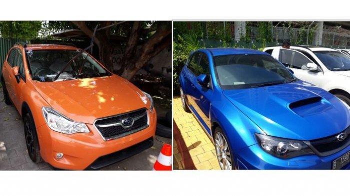 Lelang 20 UnitMobil Subarudari Bea Cukai, Penawaran Mulai Rp 135 Juta sampai Rp 300 Jutaan