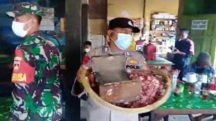 Petugas Angkut Daging Pedagang Sate, Bin: Aparat Menyakiti Hati Rakyat
