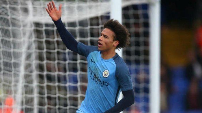Sane Tolak Perpanjangan Kontrak Pilih Hengkang dari Manchester City, Ini Tanggapan Pep Guardiola