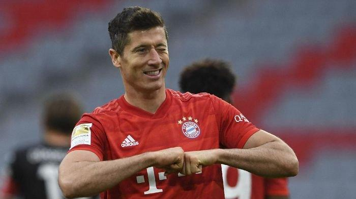 Hasil Bayern Muenchen vs Dortmund, Drama Enam Gol dan Adu Tajam Lewandowski vs Haaland