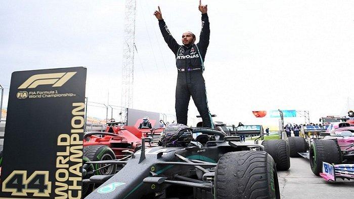 Hasil GP Rusia 2021: Hamilton ke Puncak, Gusur Max Verstappen