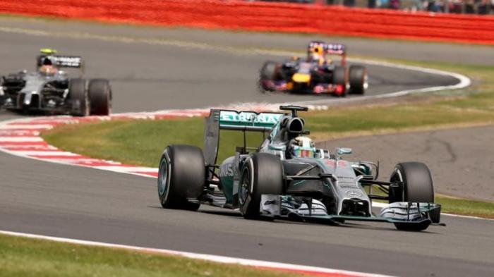 F1 GP Turki 2021: Lewis Hamilton Tercepat di FP1 dan FP2
