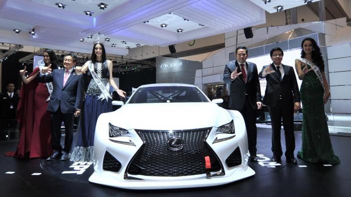 Lexus Hadirkan Dua Produk Baru di GIIAS 2016
