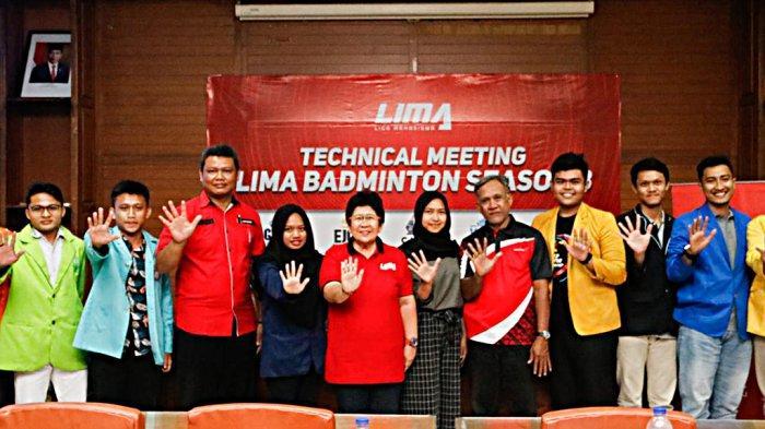 LIMA Badminton CJYC Bakal Jadi Ajang Pertempuran Kampus se-Jawa Tengah dan Yogyakarta