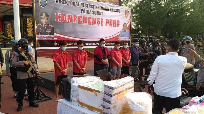 Penjual Rapid Test Bekas di Bandara Kualanamu Raup Rp 1,8 Miliar