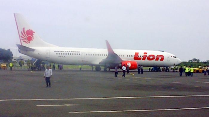 Lion Air Rute Semarang-Jakarta Batal Terbang, Penumpang Diminta Turun Ini Penjelasan Maskapai
