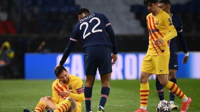 Hasil PSG Vs Barcelona, Tidak Ada Lagi Remontada, Lionel Messi Gagal Penalti di Liga Champion