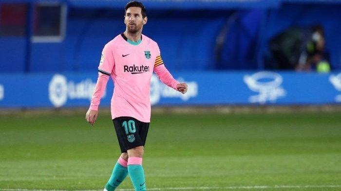Pique, Busquets, Sergi Roberto Melunak, Jordi Alba Masih Belum Sependapat dengan Lionel Messi