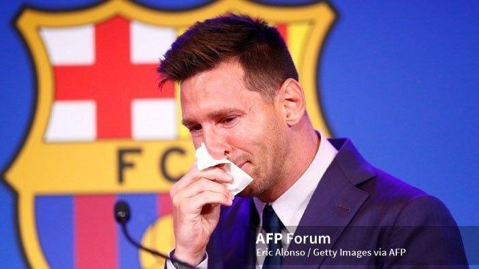 Rekap Bursa Transfer Paling Emosional Barcelona, Tangisan Messi, Umtiti, Hingga Pengganti Griezmann