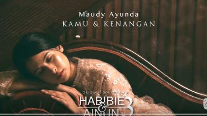Not Angka Kamu & Kenangan Maudy Ayunda