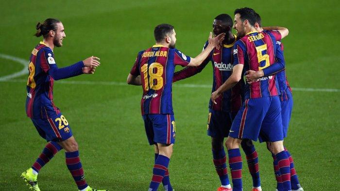 Tanpa Messi dan Aguero, Berikut Prediksi Susuan Pemain Barcelona vs Bayern Muenchen di Liga Campions
