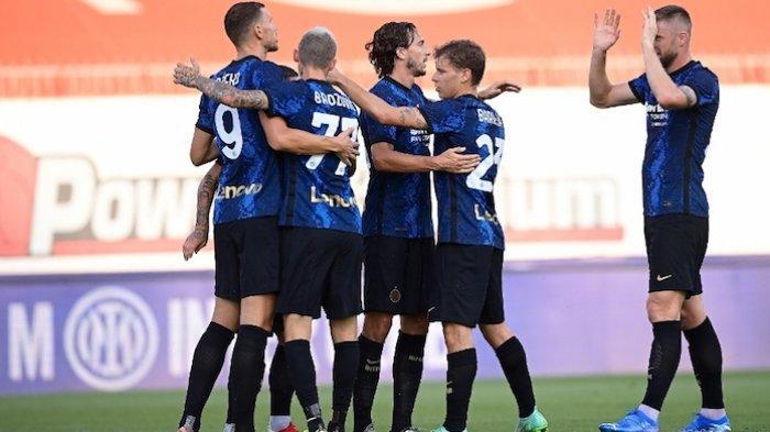 Nonton TV Online Ini Link Live Streaming Inter Milan Vs Real Madrid Liga Champion