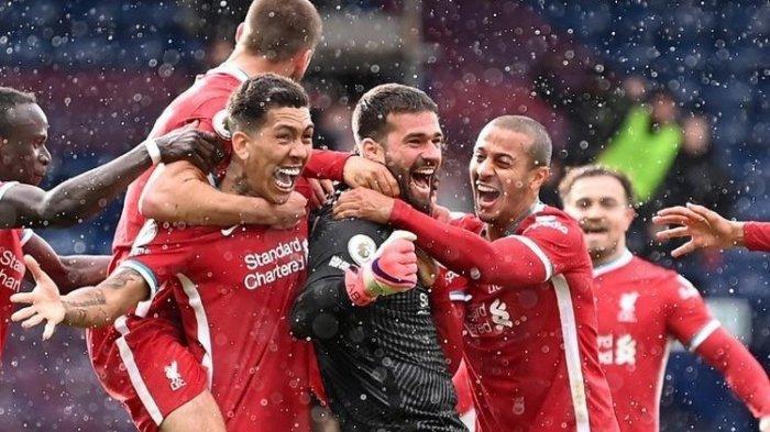 Hasil Premier League West Brom Vs Liverpool, Gol Tandukan Sang Kiper Bawa The Reds Menang
