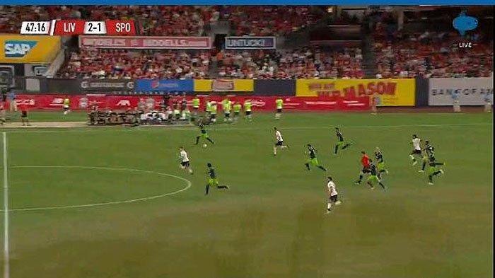 Hasil Babak II 2-2 Liverpool vs Sporting CP, Klopp Ganti Empat Pemain Jelang Akhir Pertandingan