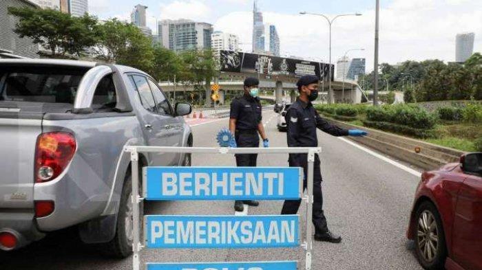 Kasus Harian Covid-19 di Malaysia Tembus 15.000, Warga Mulai Kecewa, Muncul Gerakan Bendera Putih