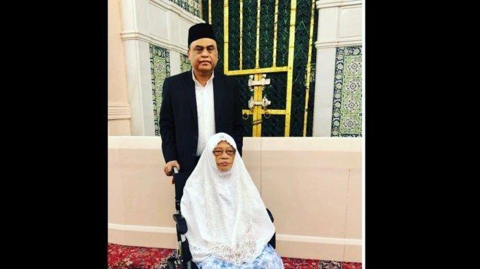 Nafas Syafruddin Tertahan saat Bercerita, 3 Kali Ia Tinggalkan Rapat Kabinet dengan Jokowi, Demi Ibu