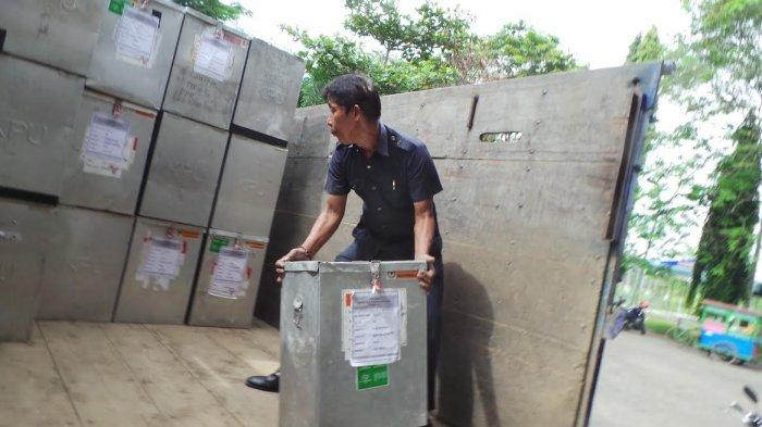Distribusi Logistik Pilkada Tiga Kecamatan di Brebes Dapat Perlakuan Khusus