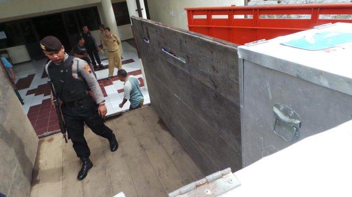 KPU Brebes Pastikan Distribusi Logistik ke TPS H-1 Pilkada