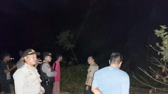 Polisi Belum Tahu Sebab Kebakaran Lahan Bambu di Sungai Luk Ulo Kebumen