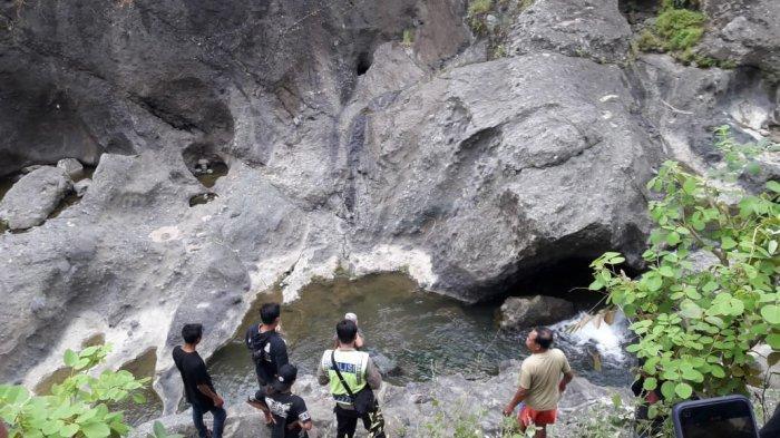 Ditemukan Sesosok Mayat di dasar Sungai yang Jernih di Sempor Kebumen, Sepeda Motornya Jadi Petunjuk