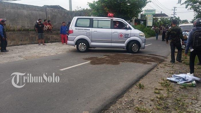 Kecelakaan Maut Truk Vs 2 Motor di Sukoharjo, 1 Pemotor Meninggal Terlindas Truk