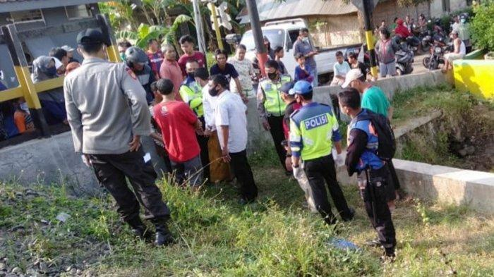Pulang Tadarus, Remaja Kebumen Ditemukan Meninggal Tertabrak Kereta