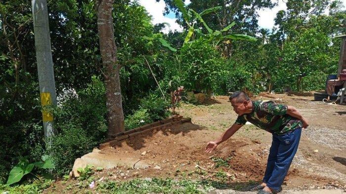 Siti Wonogiri Tewas Dibacok Tetangga, Ayah Luka Kritis, Pelaku Bunuh Diri Gantung Kepala di Pohon