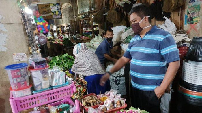 Maling Ketahuan Pedagang Pasar Induk Banjarnegara, Interogasi di Tempat