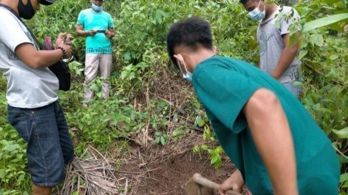 Tutupi Jejak Kejahatan, 2 Remaja Preteli Motor Hasil Curian lalu Kubur di 5 Lokasi di Tengah Hutan