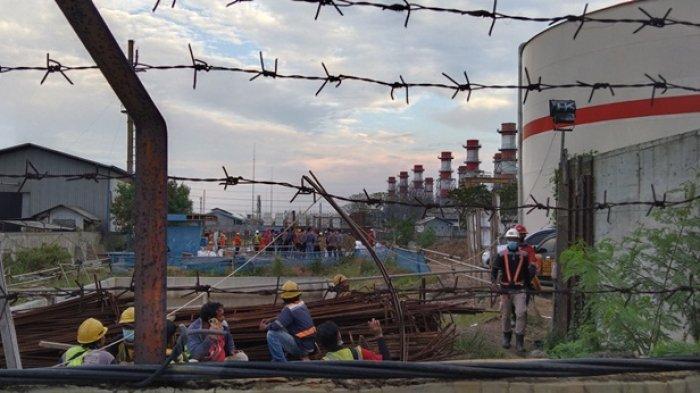 Kebakaran di Indonesia Power, Polisi: Sebelum Terbakar Ada Perbaikan Pipa Isi Residu dan Solar