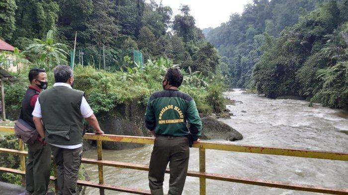 Alifudin Banjarnegara Hanyut Terseret Arus di Sungai Sengkarang Pekalongan, Hendak Selamatkan Tas