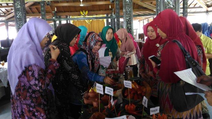 33 OPD dan Kecamatan di Demak Ikuti Lomba Masak Makanan Khas