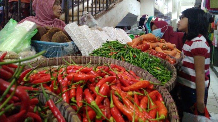 Harga Lombok Temanggung Masih Pedes, Sekilo Rp 90 Ribu