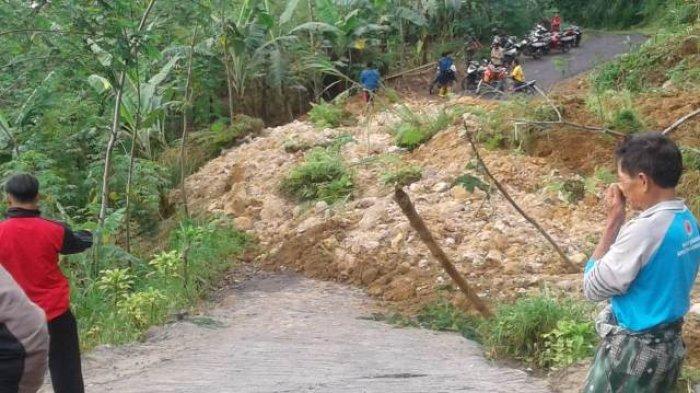 Seperti Mengulang Longsor Hebat 2018 Lalu, Ini Penjelasan Ilmiah Longsor di Desa Bantar Banjarnegara